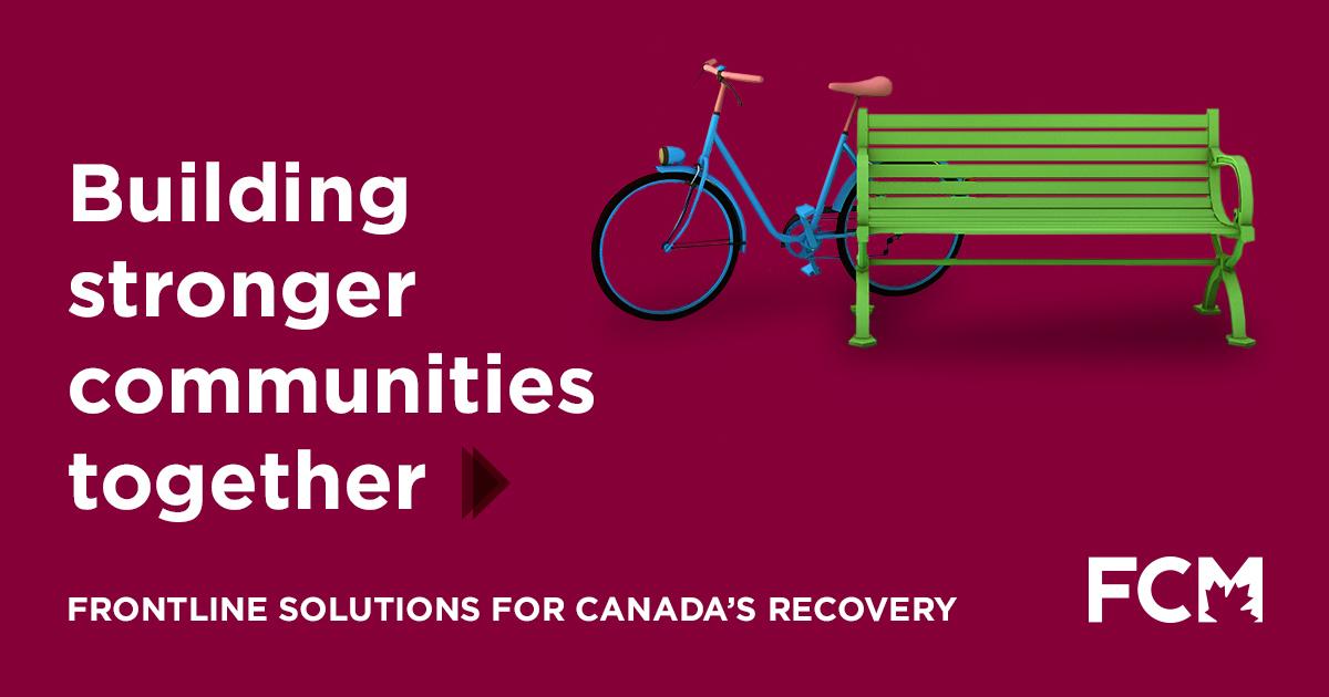 Let's build stronger communities together