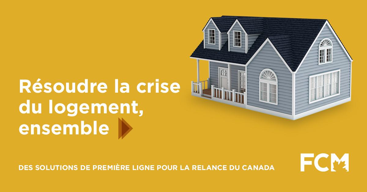 Résoudre la crise du logement, ensemble