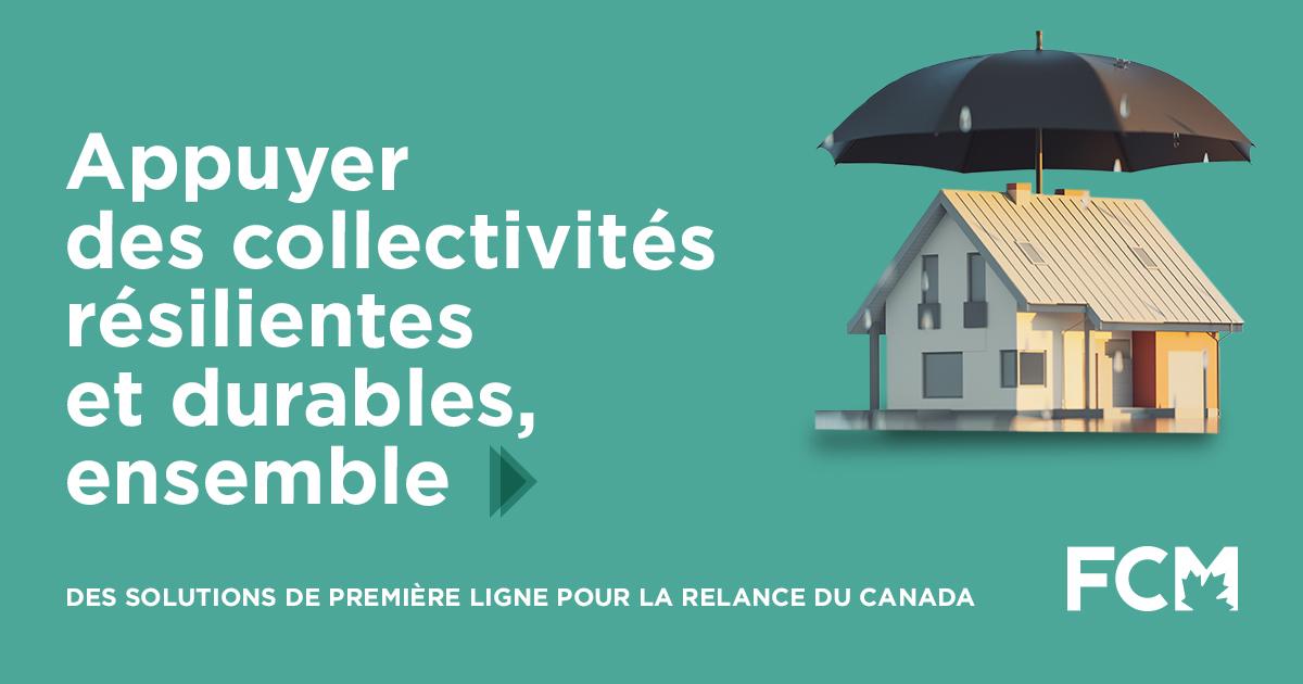 Bâtissons des collectivités durables plus résilientes