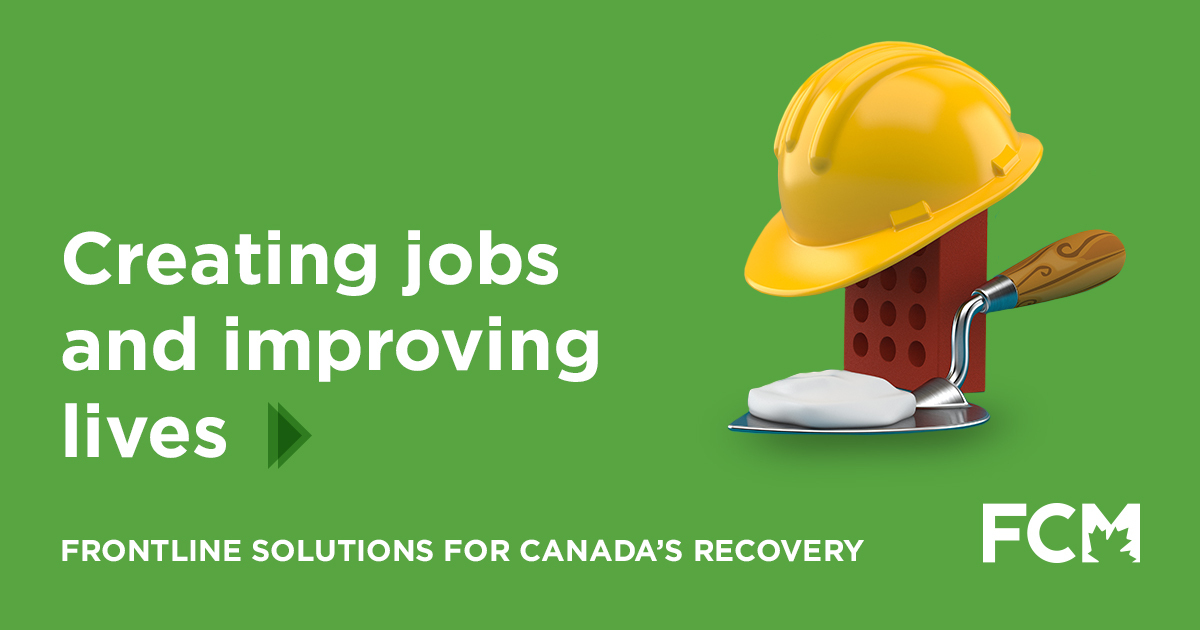 Let's create jobs and improve lives together